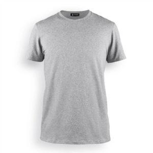 T Shirt Intima Uomo Girocollo Grigia